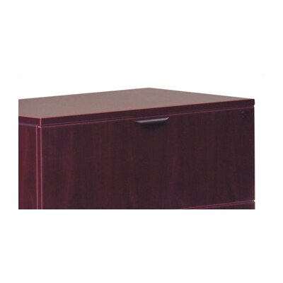 Hokku Designs Two Drawer Lateral File with Lock