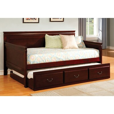 Pop up trundle daybed wayfair