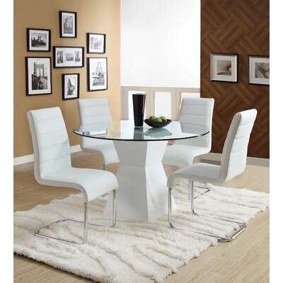 Hokku Designs Monaco 5 Piece Dining Set