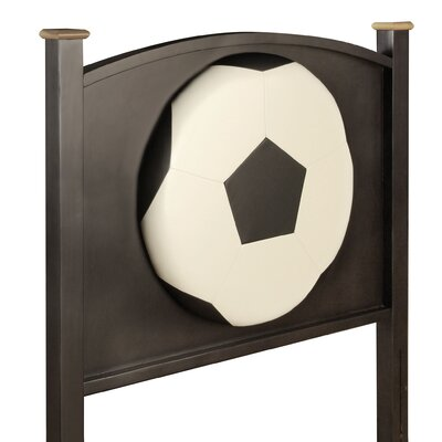Hokku Designs Sports Fun Soccer Full Panel Headboard