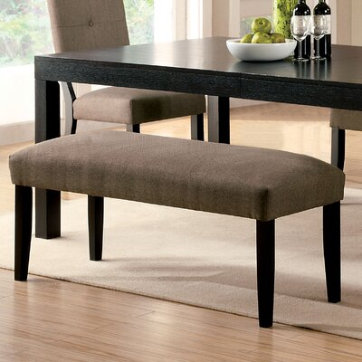 Hokku Designs Upholstered Kitchen Bench Reviews Wayfair