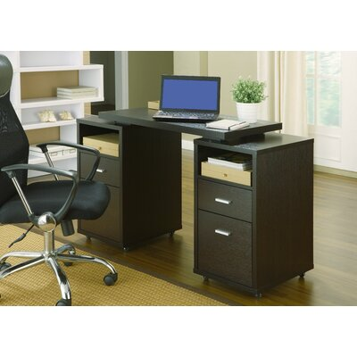 Hokku Designs Penn Modular Classic Office Desk