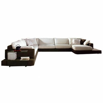 Hokku Designs Baxton Sectional