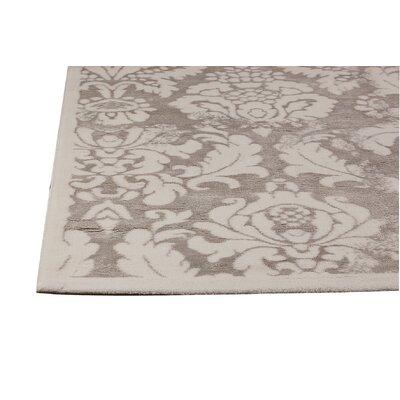 Hokku Designs Belvedere White/Beige Rug