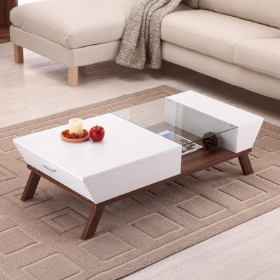 Hokku Designs Braxton Coffee Table