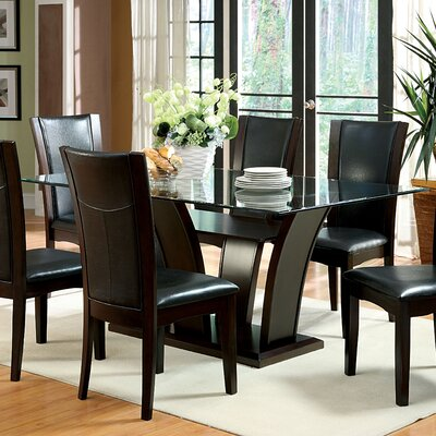 Uptown 5 Piece Dining Set