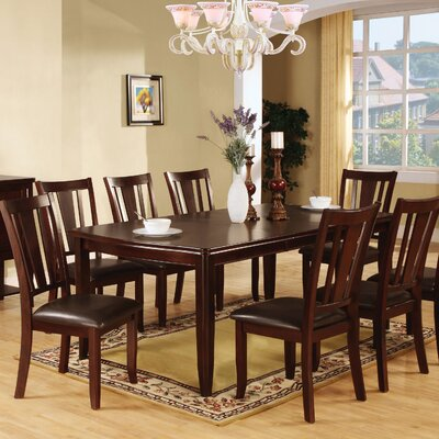Nappa 9 Piece Dining Set