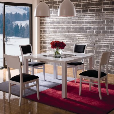 Hokku Designs Chicago 5 Piece Dining Set