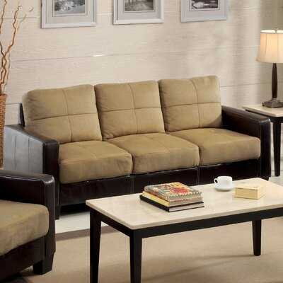Townsend and Leatherette Sofa