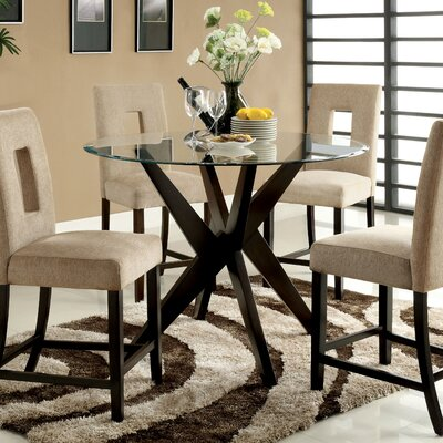 Hokku Designs Rochelle Counter Height Dining Table