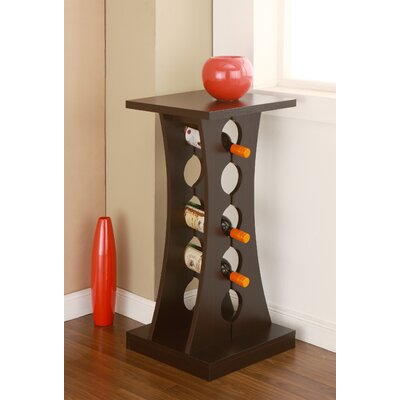 Milo 5 Bottle Wine Cabinet