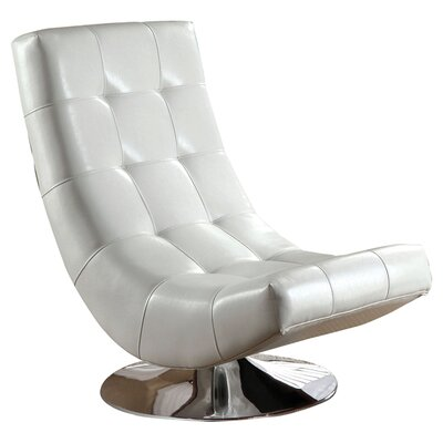 Denny Swivel Lounge Chair