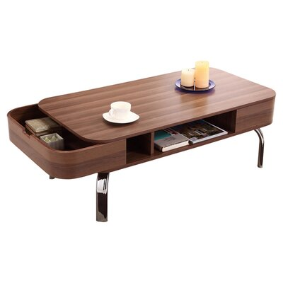 hokku designs lynlee coffee table allmodern. Black Bedroom Furniture Sets. Home Design Ideas