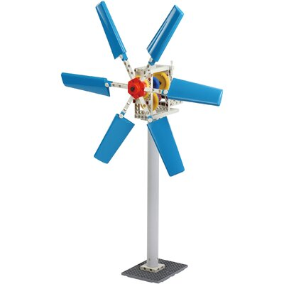 Thames & Kosmos Construction Series Wind Power Kit