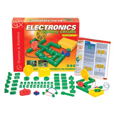 Thames & Kosmos Electronics Learning Circuits