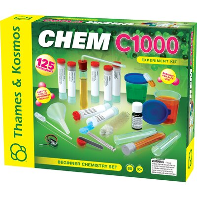 Thames & Kosmos Chem C1000 (2011 Edition) Beginner Chemistry Set