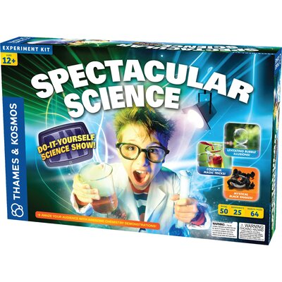 Thames & Kosmos Spectacular Science Set