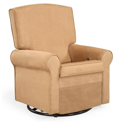 Shermag Square Back Upholstered Glider