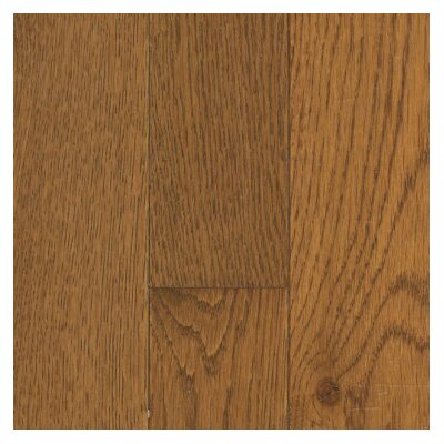 "Shaw Floors Golden Opportunity 3-1/4"" Solid White Oak Flooring in Saddle"