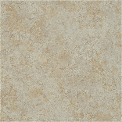 "Shaw Floors La Paz 6-1/2"" x 6-1/2"" Ceramic Tile in Azucar"