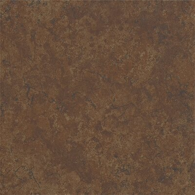 "Shaw Floors La Paz 6-1/2"" x 6-1/2"" Ceramic Tile in Chipotle"