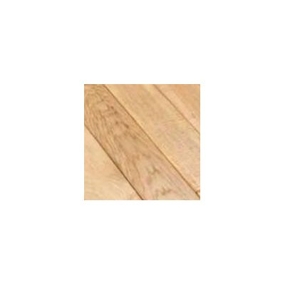 "Shaw Floors Chimney Rock 4"" Solid Hardwood Hickory Flooring in Prairie"