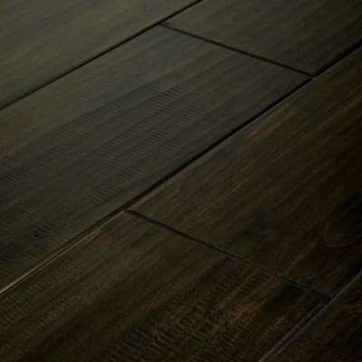 "Shaw Floors Grand Canyon 8"" Solid Hardwood Maple Flooring in Moran Point"