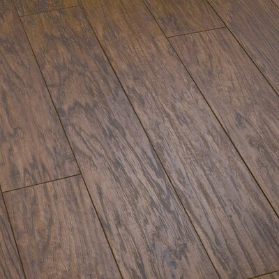 Shaw Floors Heron Bay 8mm Hickory Laminate in Badin Lake