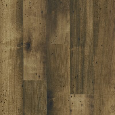 Shaw Floors Left Bank 8mm Maple Laminate in Mount Blanc Maple