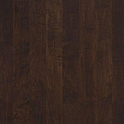 "Shaw Floors Epic Gold Rush 5"" Engineered Walnut Flooring in Klondike"