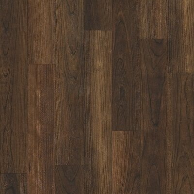 Shaw Floors Natural Values II 6.5mm Cherry Laminate in Black Canyon
