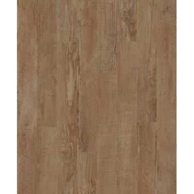 "Shaw Floors Merrimac 3-9/10"" x 36-1/5"" Vinyl Plank in Wheat Hickory"