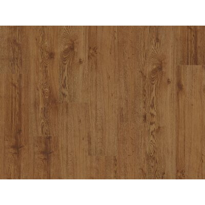 "Shaw Floors Sumter 7-1/10"" x 36-1/5"" Vinyl Plank in Cinnamon Oak"
