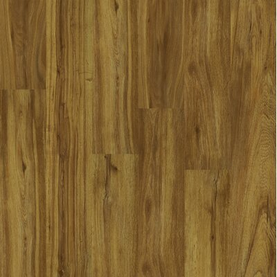 Shaw Floors Natural Impact II 7.8mm Oak Laminate in Acorn Tan