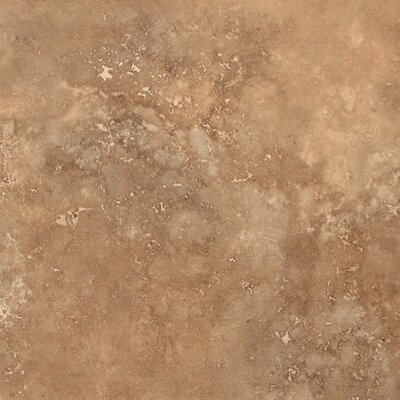 "Shaw Floors Midori 13"" x 13"" Porcelain Tile in Noce"