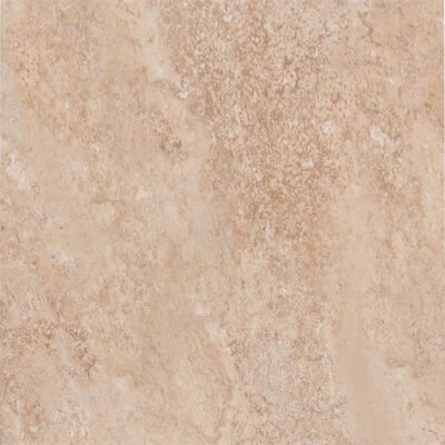 "Shaw Floors Augustino 12"" x 12"" Floor Tile in Siena"