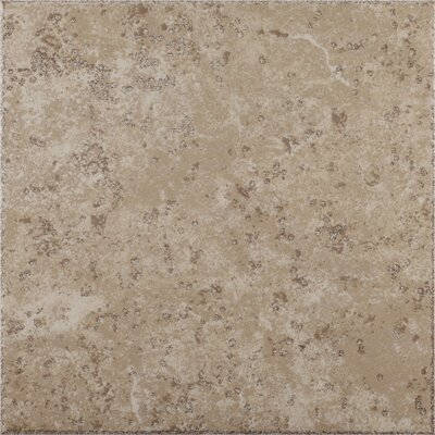 "Shaw Floors Mission Bay 13"" x 13"" Floor Tile in Coastal Ivory"