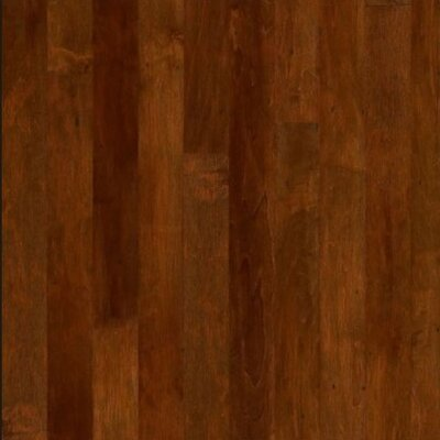 "Shaw Floors Olde Mill 3"" Engineered Maple Flooring in Autumn Leaves"