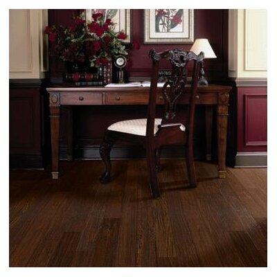 "Shaw Floors Vicksburg 4-7/8"" Engineered Hickory Flooring in Espresso"