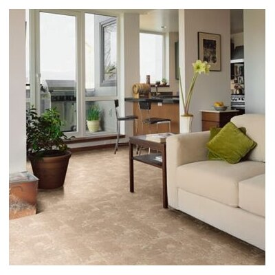 Shaw Floors Majestic Grandeur 8mm Tile Laminate in Light Sepia