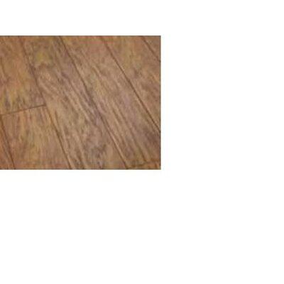 Shaw Floors Heron Bay 8mm Hickory Laminate in Badin Lake