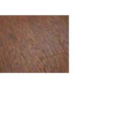 Shaw Floors Heron Bay 8mm Hickory Laminate in Raven Rock