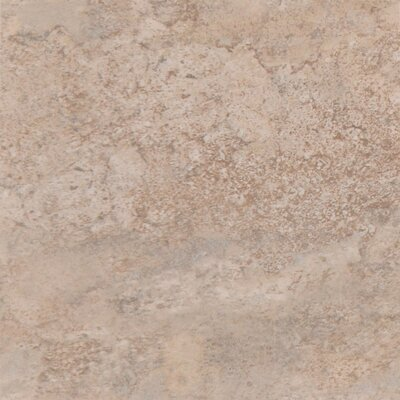 "Shaw Floors Augustino 20"" x 20"" Floor Tile in Bianco"