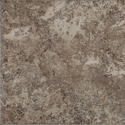 "Shaw Floors Mission Bay 17"" x 17"" Floor Tile in Coronado Grey"