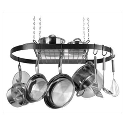 Oval Pot Rack