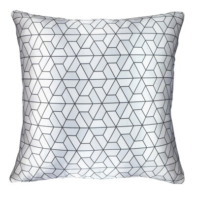 Triangles Modern Printed Throw Pillow Cushion