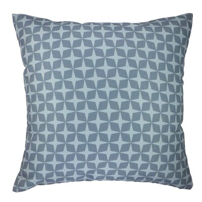 NECTARmodern Star Printed Graphic Throw Pillow