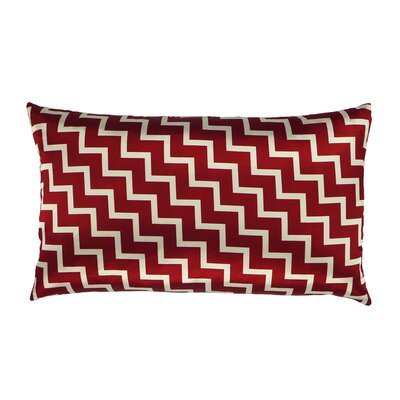 NECTARmodern Stairs and Stripes Zig Zag Chevron Throw Pillow