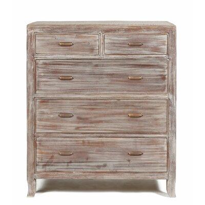 Classic Home Aria 5 Drawer Dresser