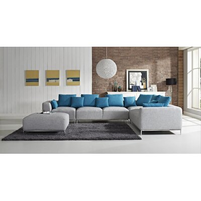 Carina Right Arm Facing Sectional Sofa